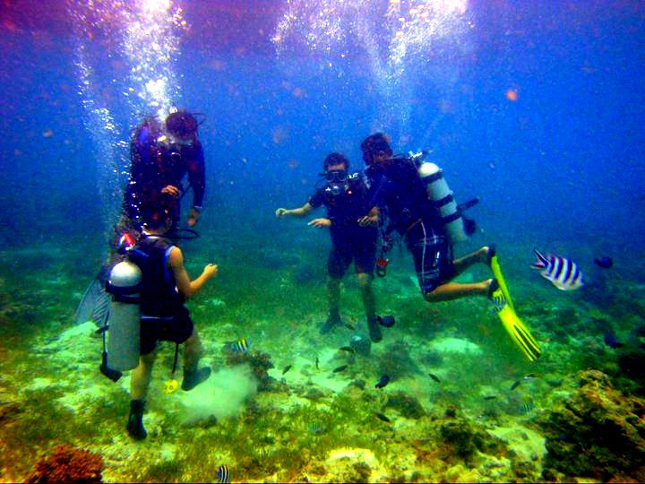 Scuba Diving Crash Course in Mactan