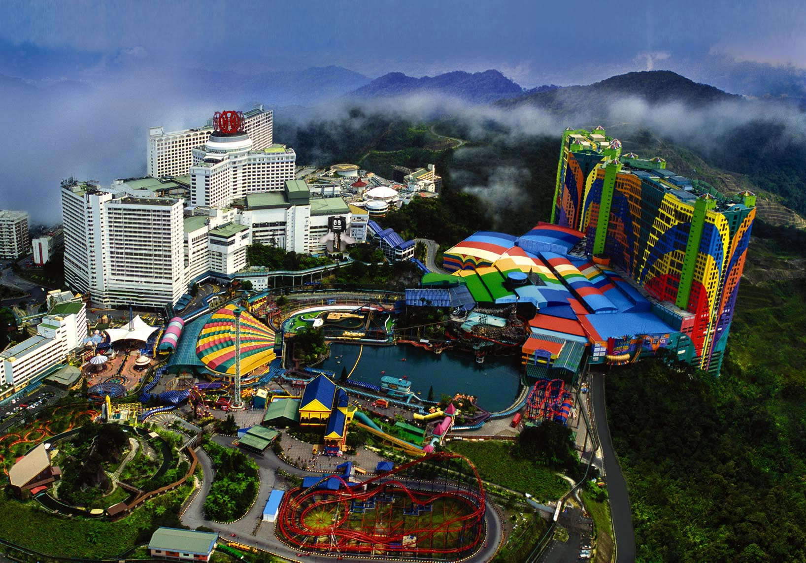 Travel Guide to Genting Highlands