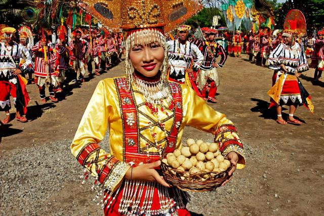 philippine festivals in october