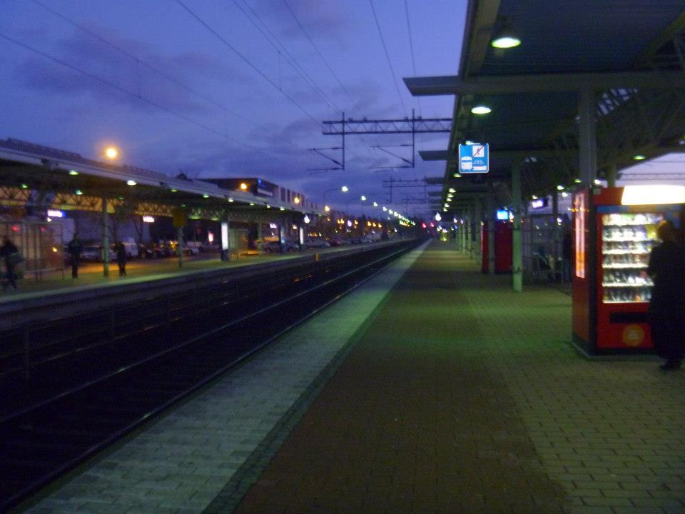 Tikkurila Train Station