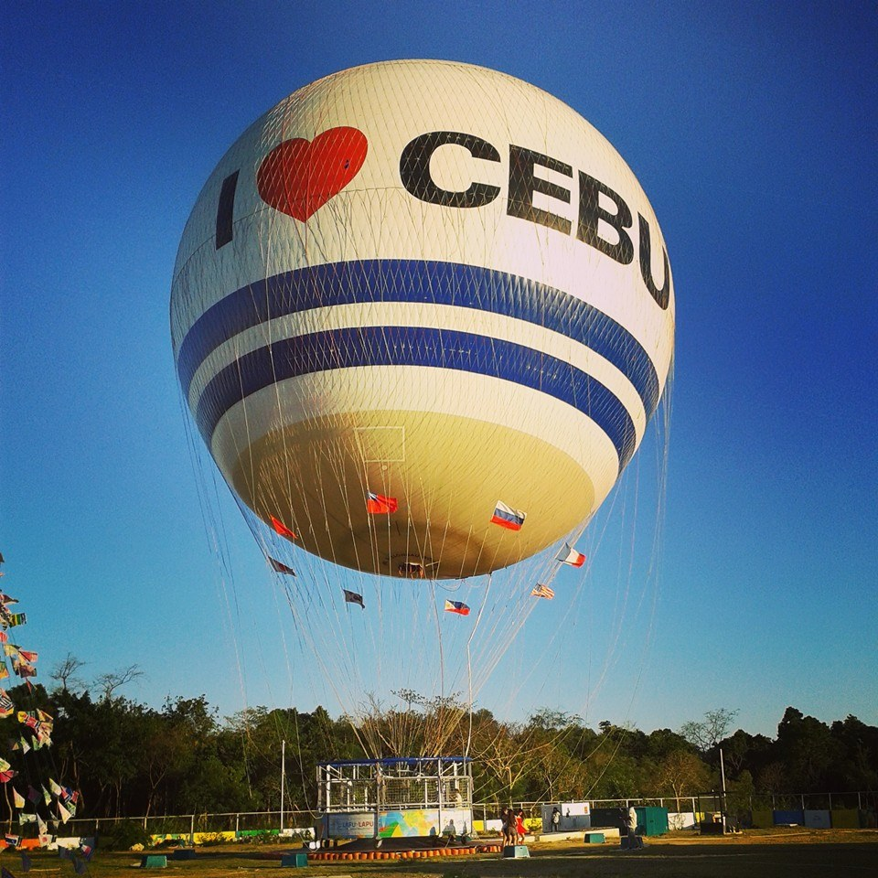 cebu helium balloon