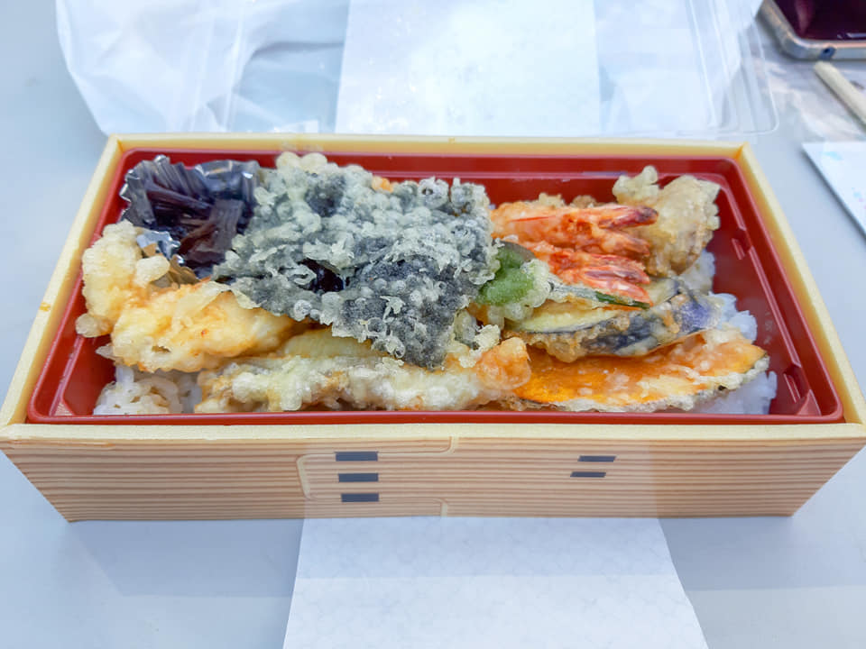 tendon bento box